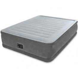 Надувная кровать Intex Comfort-Plush 137х191х33см